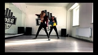 Dancehall choreography by Tanusha - Rambo Kanambo