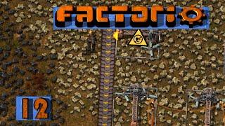 FACTORIO 🚂 Die Map und weiter Monster Unsinn ► #12 S04 Fabrik Aufbau Simulation deutsch german