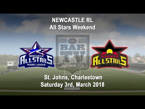 2018 - Newcastle All Stars Rugby League