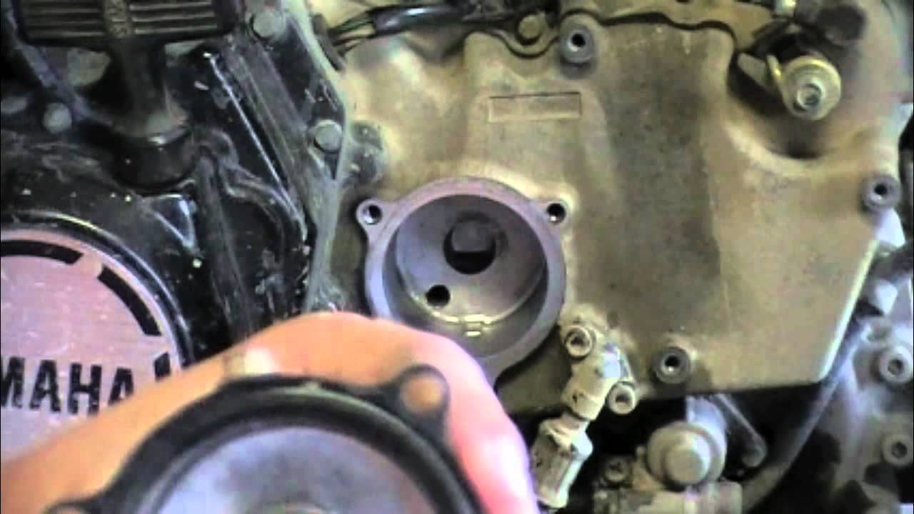 How To Change Spark Plug On Yamaha Grizzly