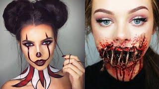 Top Maquiagens Para Halloween #2  ( Makeup Tutorials Compilation )
