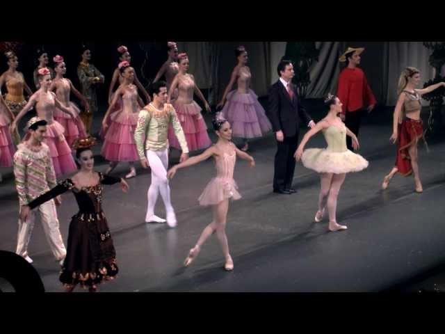 NYC Ballet's The Nutcracker Project