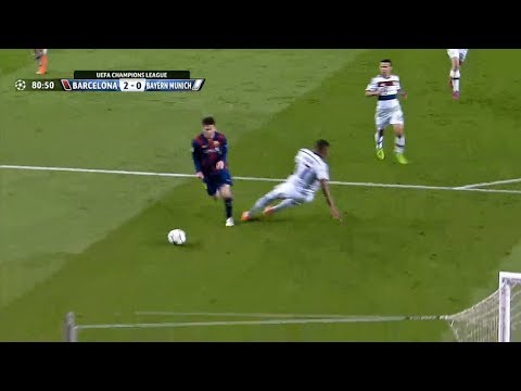7 Players Destroyed By Lionel Messi