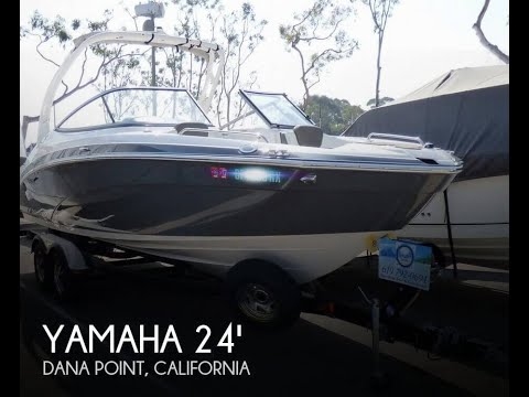 Used 2015 Yamaha 242 Limited S for sale in Dana Point, California