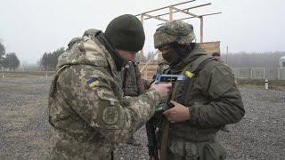 Fragile hopes for peace in Ukraine's easternDonbas region