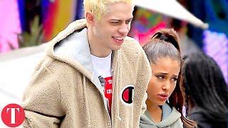 Ariana Grande Worried About Pete Davidson Admitting He's Not Sober Anymore