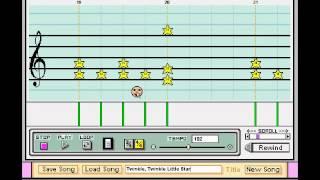 Tutorial Para Piano 006 - Estrellita (dos manos, versión avanzada, 2de2)