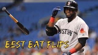 Greatest MLB Bat Flips