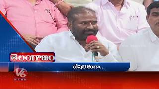 News Headlines | RTC JAC Ready To End Strike | Water Bell For School Students | V6 Telugu News