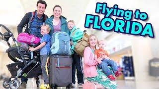 Flying to Florida!
