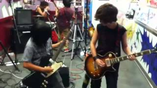 "Four Times Charm ""Detroit Rock City"" by KISS (vid 2) at Archie's in Tustin,Ca - 8/15/13 Thumbnail"