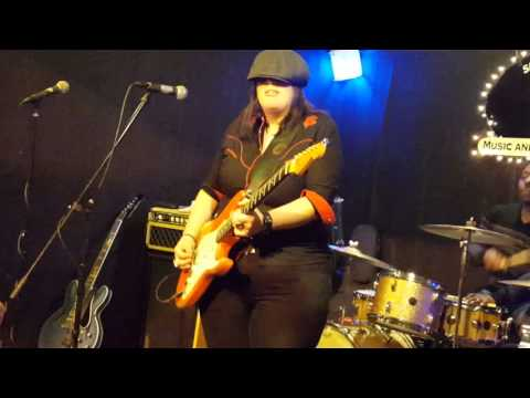 Laura Chavez, Blues in D Natural at Poor House Bistro