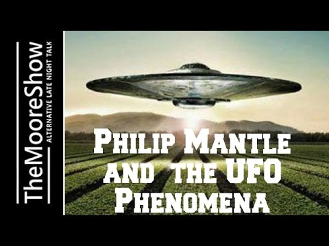 UFO Investigator Philip Mantle author of Without Consent and Roswell Alien Autopsy