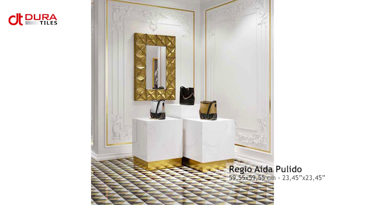 Dura Tiles Introducing Latest Collection Of Regio Tiles Youtube