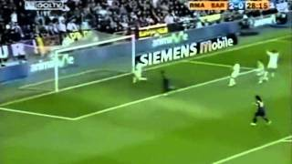 Real Madrid - Barcelona 4-2 All Goals (10-04-2005)