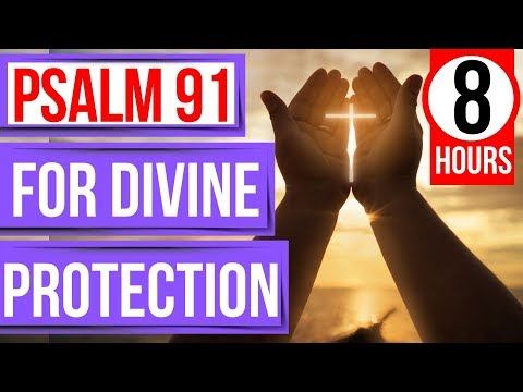 Psalms 91 Prayer For Protection Bible Verses For Sleep