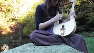   Lyre Gauloise - Tan - Atelier Skald   The song of times
