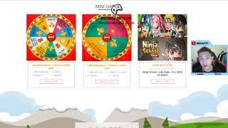 ►Ninja School Online | Thử nạp 20k nhận ngay nick khủng