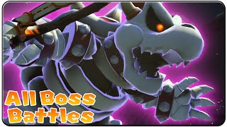 Mario Tennis Ultra Smash All Bosses