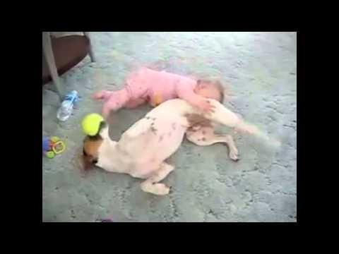 Baby Beißt Liebesbeweis