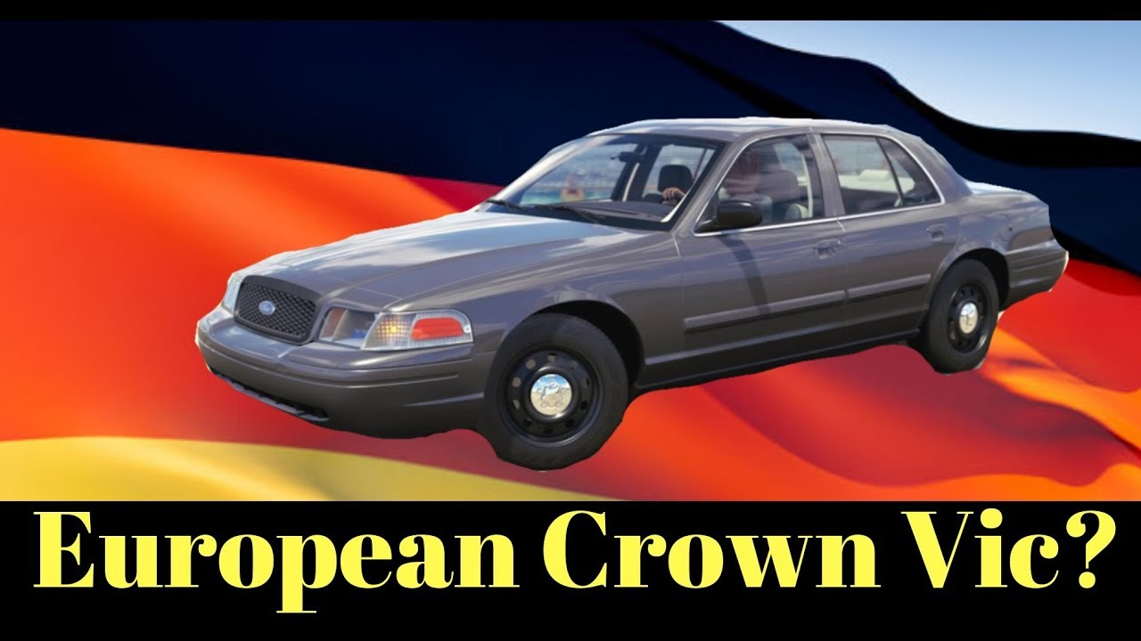 Help Frank Import A Crown Vic