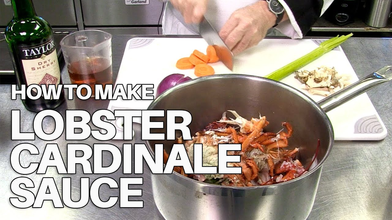 how to make lobster sauce