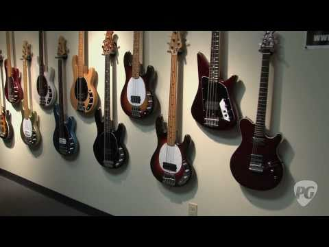Ernie Ball Music Man - New 2011 Colors and Configurations