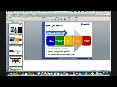ServiceNow catalog design principles
