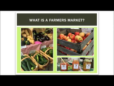EBT at Farmers Markets: What's the Big Deal?