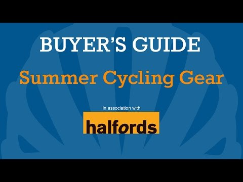 Summer Cycling Gear Buyer's Guide