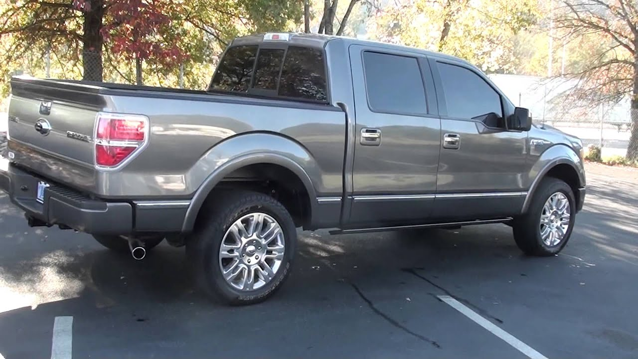 for sale 2009 ford f 150 platinum 1 owner stk p5886 youtube. Black Bedroom Furniture Sets. Home Design Ideas