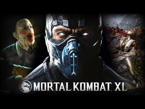 Conky Live - Mortal Kombat XL - Conky Live - Mortal Kombat XL
