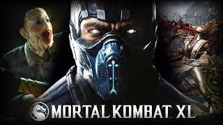 Conky Live - Mortal Kombat XL