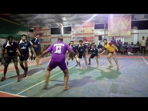 All India GSB Kabaddi - Weekend Sports Club vs GSB Bantwal