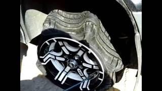 видео Накачка шин азотом: плюсы и минусы