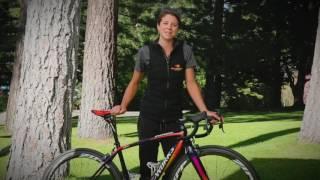 SRAM Cockpit Tour - Evelyn Stevens