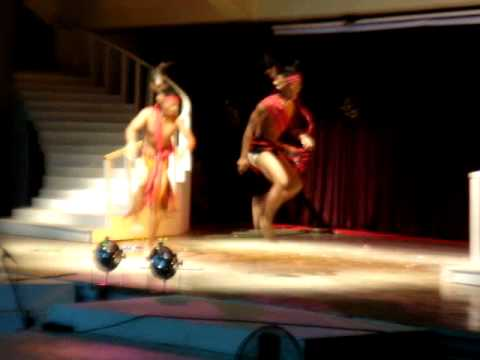 UCV Creative Dance - Marine Department