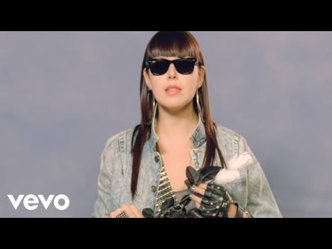 Sleigh Bells - Rill Rill - YouTube