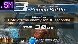 Time Crisis 4 - Stage 1-1