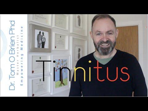 Natural remedies for Tinnitus - Herbal Medicine