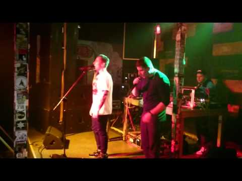 Zeus - ODP.2 Koncert Częstochowa Klub Rura 18.03.2016