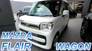 マツダ フレア ワゴン ハイブリッドxs/Mazda Flair Wagon Hybrid XS
