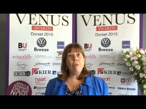 Gill Hepburn- Station Financial- Employee of the Year- Dorset 2015