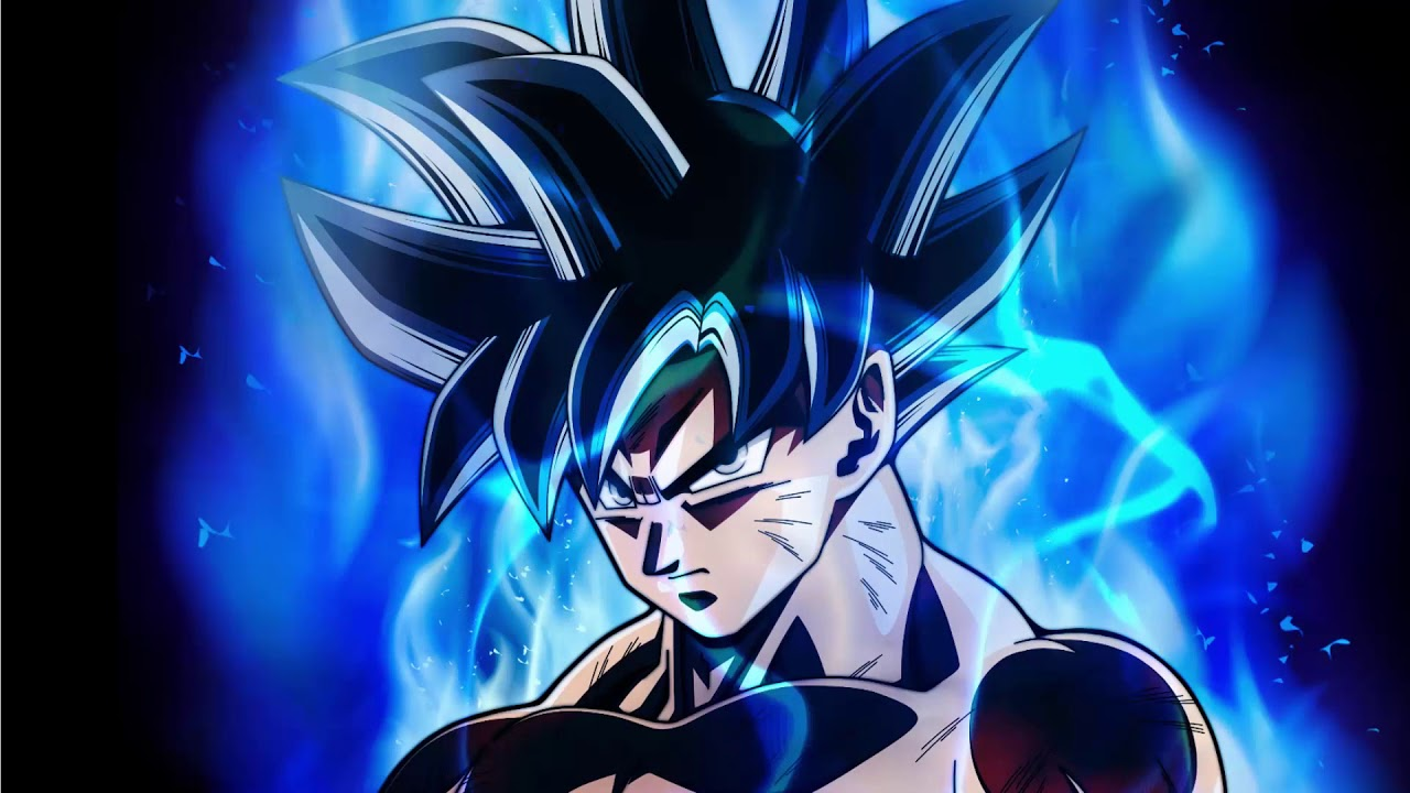 Dragon Ball Super Goku 4k Live Wallpaper - YouTube