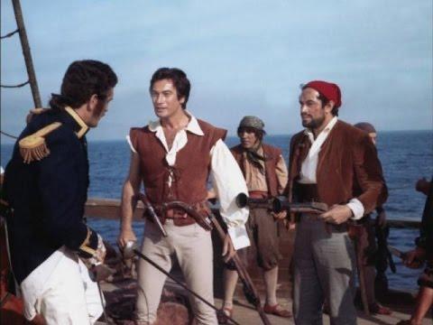 A kalózkapitány 2. / Mennydörgés az Indiai-óceánon (1966) - teljes film magyarul videó letöltés