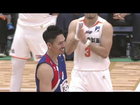 ライジングゼファー福岡vs新潟アルビレックスBB B.LEAGUE 第11節 GAME1Highlights 11.23.2018 プロバスケ (Bリーグ)