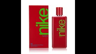 Nike Red For Men Fragrance Review 2015