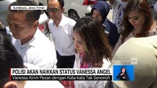 Polisi akan Naikkan Status Vanessa Angel