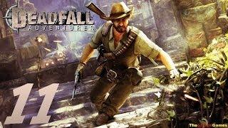 Прохождение Deadfall Adventures [HD] - Часть 11 (Черепа и монетки)