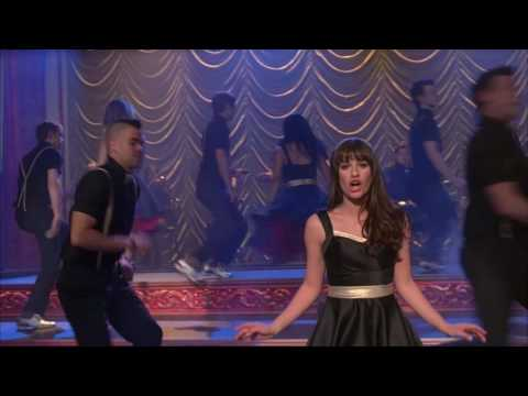 GLEE Full Performance of Fly / I Believe I Can Fly